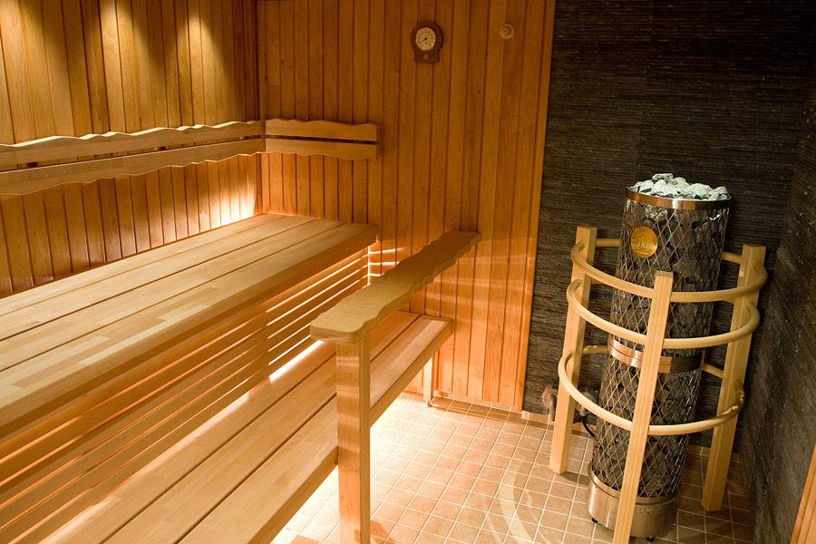 Muotolauteet pieneen saunaan