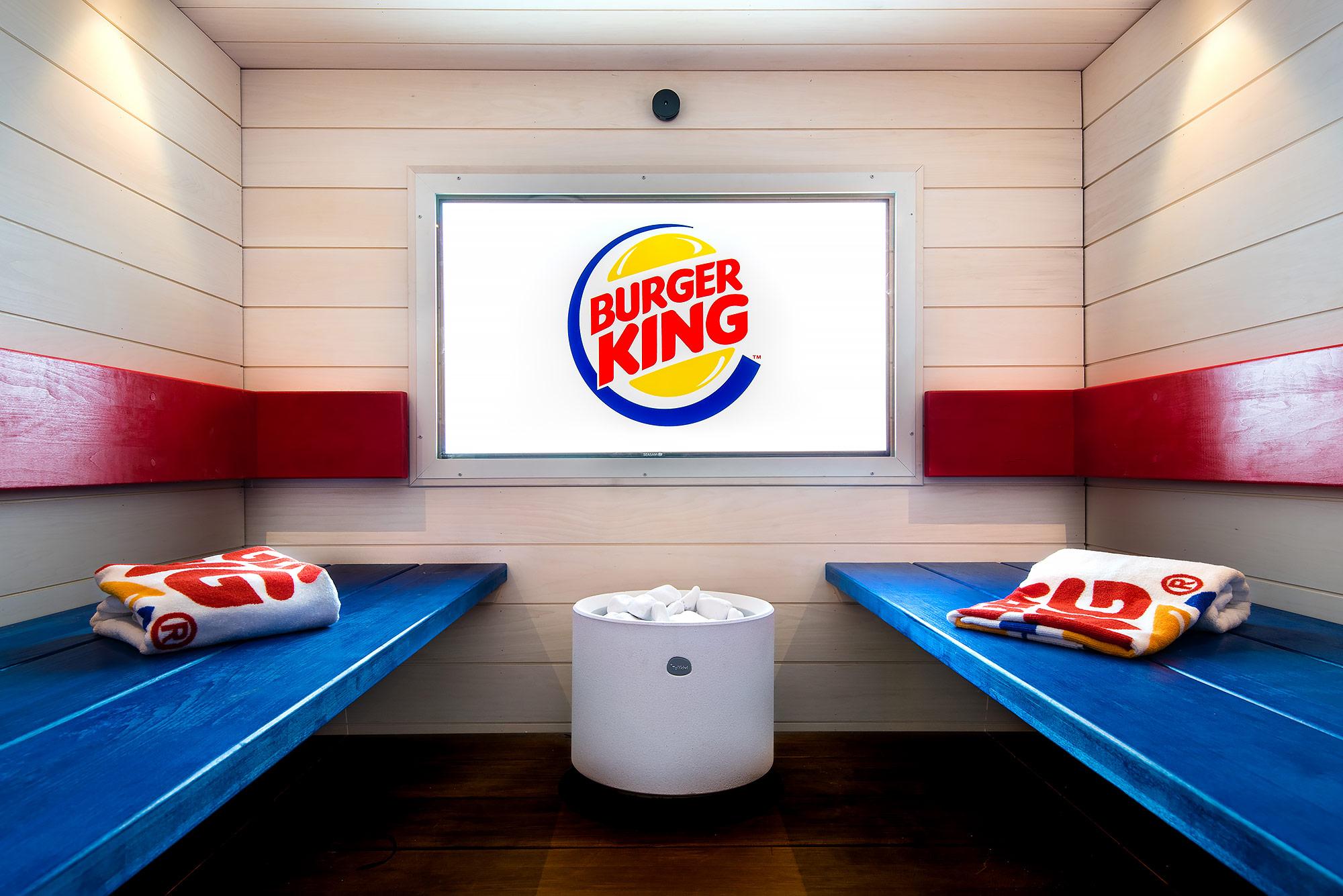 Burger King Sauna, Suomen Tervaleppä ja Teuvo Loman